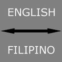 English - Filipino Translator icon