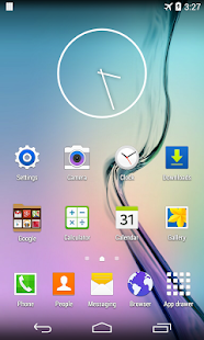 S Launcher for Galaxy TouchWiz Screenshot