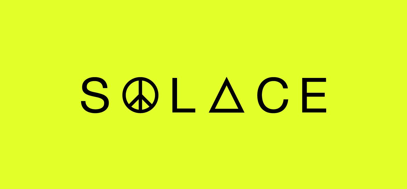 The Solace Wordmark Logo