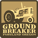 Logo for Ground Breaker Brewing and Gastropub