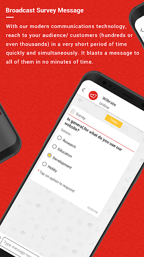 Wibrate - Free Wi-Fi & Messaging Service 3.8 screenshots 10