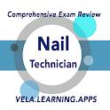 Nail Technician Question Bank & Exam Prep icon