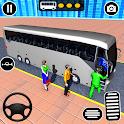 Modern Bus Parking Adventure: Advance Bus Games icon