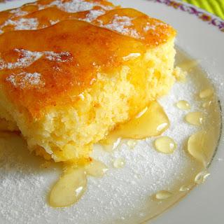 Cream Cheese Pie with Coconut and Honey Recipe