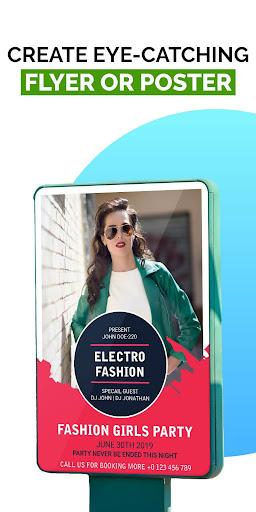 Poster Maker Flyer Maker Graphic Design App 28.0 Apk for Android 5