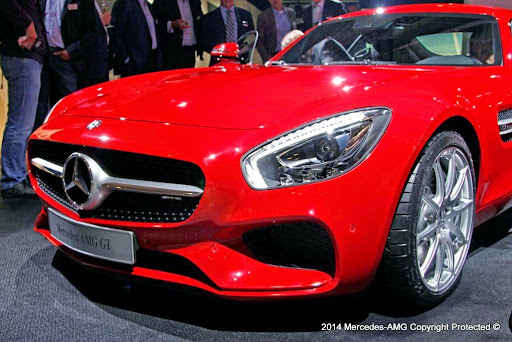 Exclusive Mercedes-AMG GT Insights