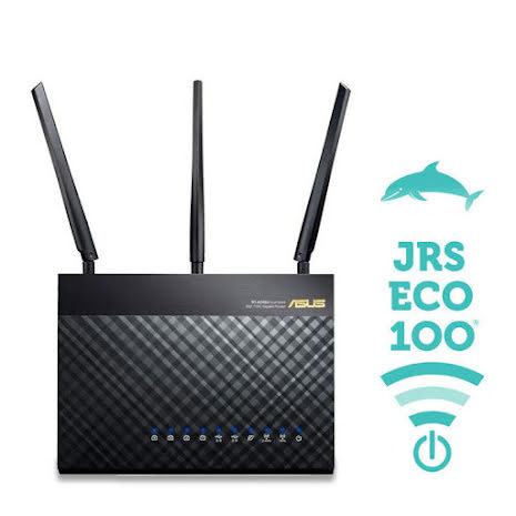 Wifi router - JRS 100% ECO D2