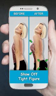 Girl Body Shape Surgery Photo Editor - náhled