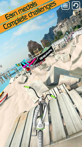 Guide for bmx touchgrind 2 pro hints  screenshots 3