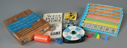 Board game:The West Point Story