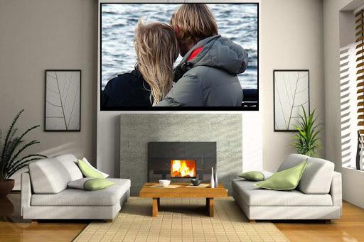 Photo In Interior Frames