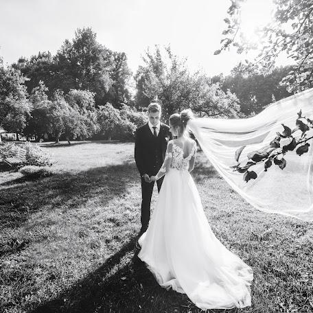 Wedding photographer Vladimir Tincevickiy (faustus). Photo of 13.11.2017