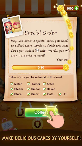 Word Cakes modavailable screenshots 5
