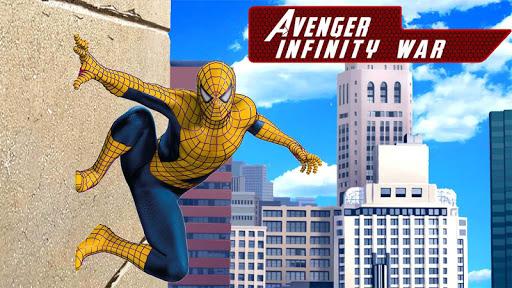 Superhero Avenger Street Fighting 2018 1.3 screenshots 1