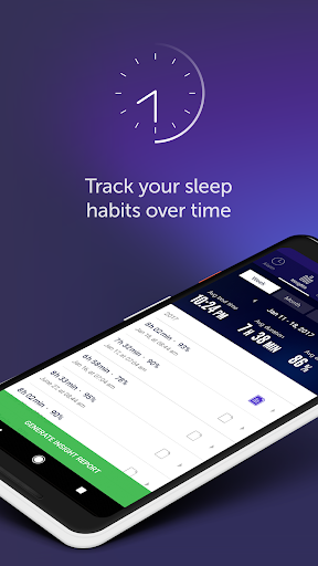 Sleep Time : Sleep Cycle Smart Alarm Clock Tracker 1.36.3575 Screenshots 4