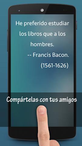 android Frases de Arte Screenshot 2