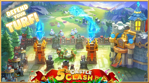 Castle Clash: Heroes of the Empire US 1.5.72 APK MOD screenshots 2