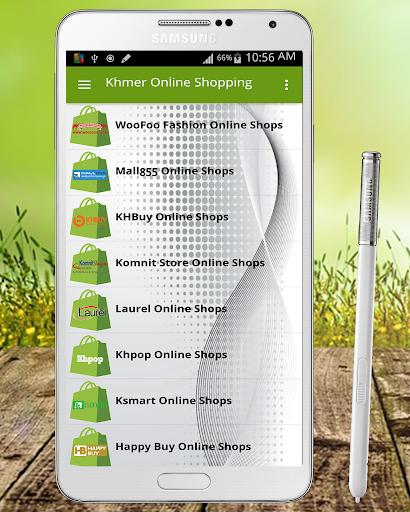Khmer Online Shopping
