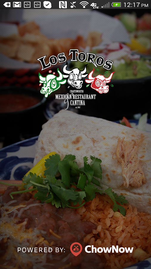 Los Toros Mexican Restaurant- screenshot