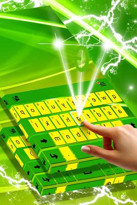 Keyboard for LG G2 - screenshot