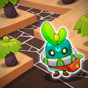 Maze Splat - Swiping Games