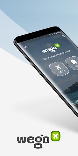 Wego Flights, Hotels, Travel Deals Booking App 5.9.3 screenshots 1