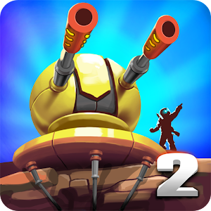 Tower Defense: Alien War TD 2 MOD APK 1.1.1 (Unlimited Money)