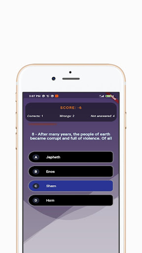 Bible Trivia Games for Adults 1.0.7 screenshots 4