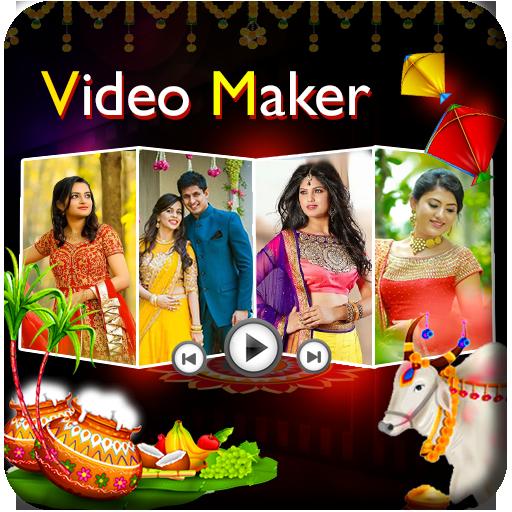 Photo Video Maker with Music - PONGAL / Sankranti