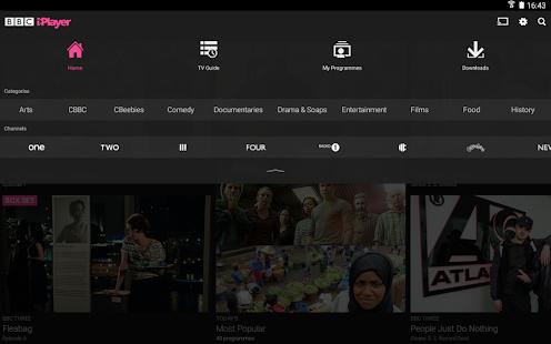 BBC iPlayer Screenshot 10