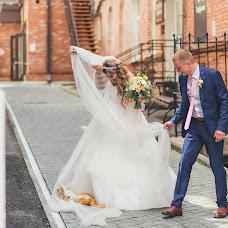 Wedding photographer Anna Bessonova (Besson). Photo of 16.08.2017
