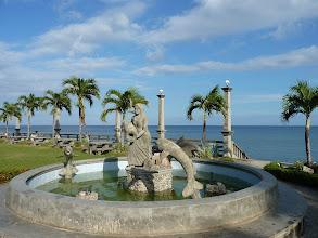 Photo: Torrijos - park next to sea