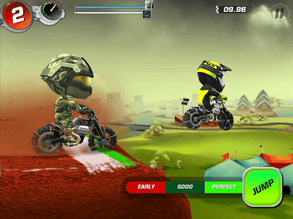 GX Racing Screenshot