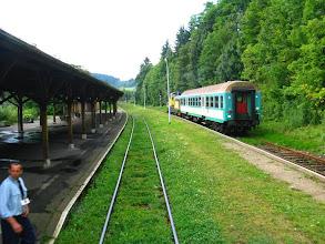 Photo: Duszniki Zdrój: SU42-529 z 3313 relacji Kłodzko Główne - Kudowa Zdrój.