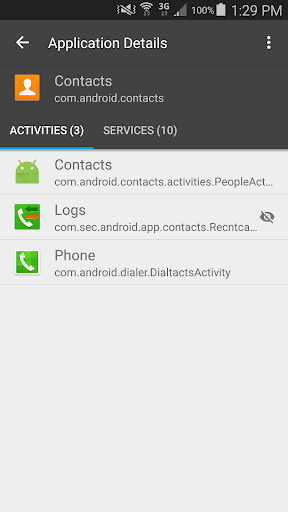 CCSWE App Manager (SAMSUNG) 3.1.0 screenshots 2