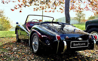 Triumph Tr3a Rent Veneto
