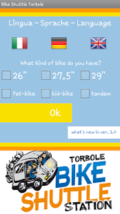 Bike Shuttle Torbole- screenshot thumbnail
