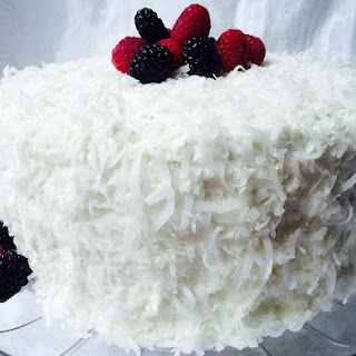 Alton Brown'S Coconut Cake Recipe