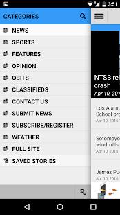 Los Alamos Monitor - náhled