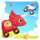 Dinosaur Smash: Bumper Cars icon
