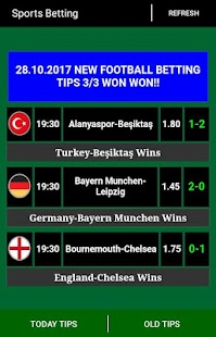 Betting Tips - náhled