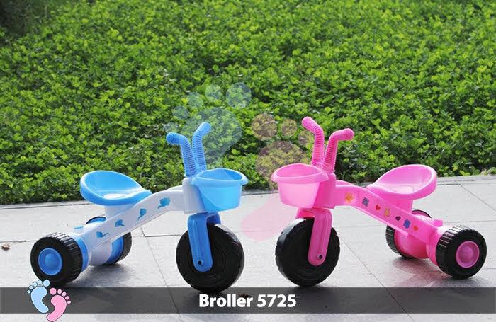 xe đạp 3 bánh trẻ em xd33 5725