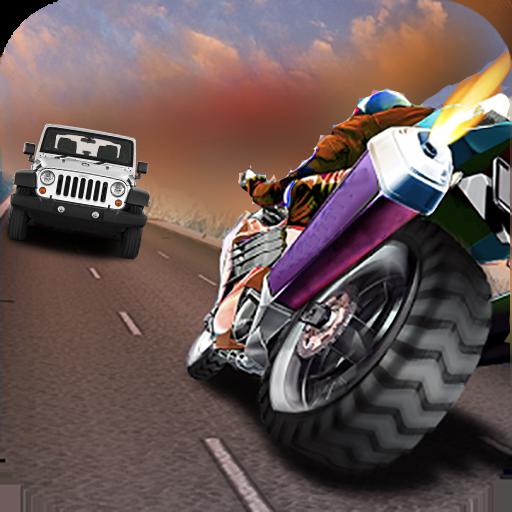 Traffic Race Rider