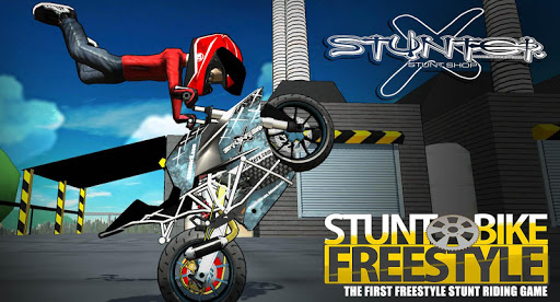 Stunt Bike Freestyle apkpoly screenshots 6