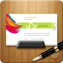 Biz cards viewer Carda Widget icon