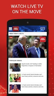 English News by India Today TV - náhled