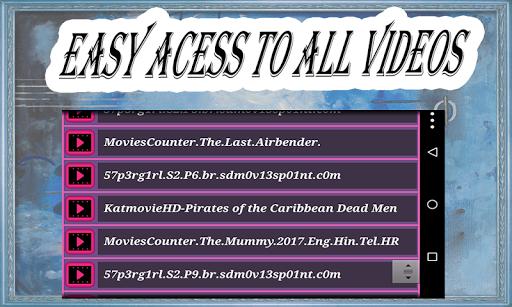 3D Video Player 1.11 screenshots 6