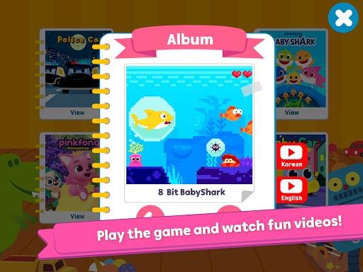 Pinkfong Spot the difference : Finding Baby Shark 2.5 screenshots 10