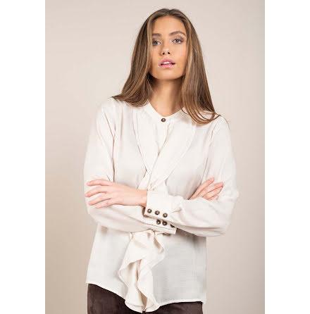 Dry Lake Winter blouse creme gauze