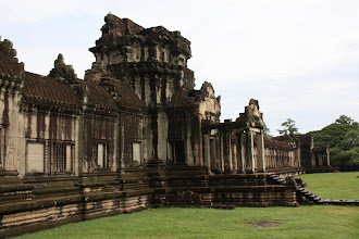Photo: Year 2 Day 44 - Grounds Inside the Outer Wall of Angkor Wat